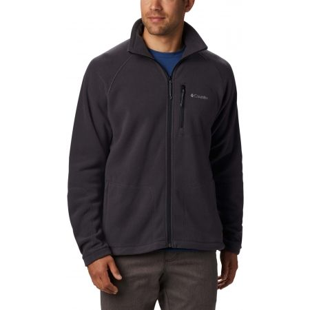 Мъжки суитшърт - Columbia FAST TREK II FULL ZIP FLEECE - 1