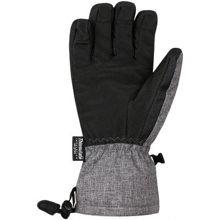 Мъжки скиорски ръкавици - Hannah RAFFY - 2