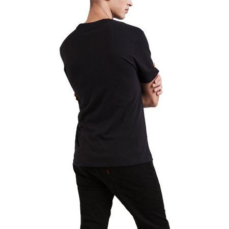 Pánské tričko - Levi's GRAPHIC SET-IN NECK - 2