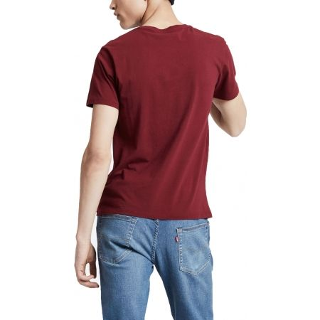 Pánske tričko - Levi's HOUSEMARK GRAPHIC TEE - 2