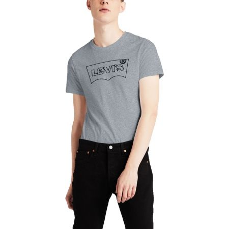 Levi's HOUSEMARK GRAPHIC TEE - Мъжка  тениска