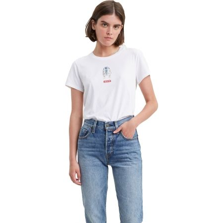 Women's T-shirt - Levi's X STAR WARS GRAPHIC TEE SHIRT - 1
