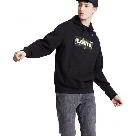 Levi's GRAPHIC PO HOODIE-B - Men's hoodie