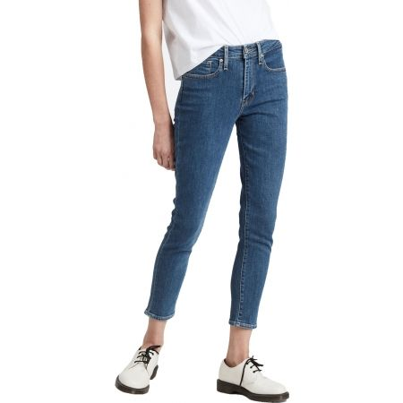 Levi's 721™ HI RISE SKINNYANKLE - Női nadrág