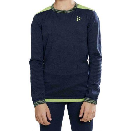 Craft FUSEKNIT COMFORT - Юношеска функционална блуза