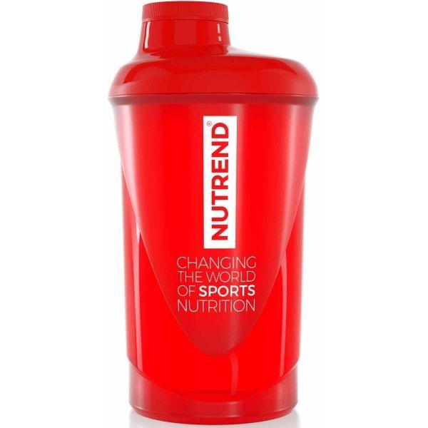 Nutrend SHAKER 600ML piros NS - Shaker