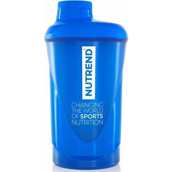 Nutrend SHAKER 600ML kék NS - Shaker