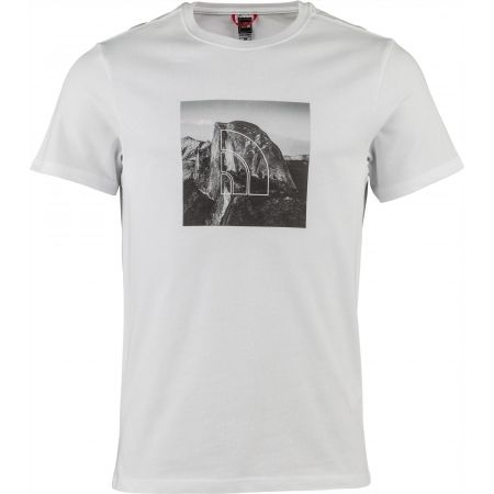 Мъжка тениска - The North Face PHOTOPRINT TEE - 1