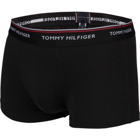 Bokserki męskie - Tommy Hilfiger 3P LR TRUNK - 3