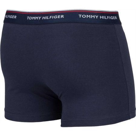 Мъжки боксерки - Tommy Hilfiger TRUNK 3 PACK PREMIUM ESSENTIALS - 9