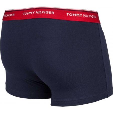 Мъжки боксерки - Tommy Hilfiger TRUNK 3 PACK PREMIUM ESSENTIALS - 8