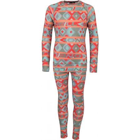 O'Neill PG TECH BASELAYER SET - Girls' thermal underwear