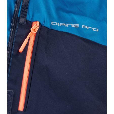 Дамско скиорско яке - ALPINE PRO OMARA - 4