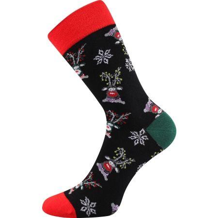 Vánoční ponožky - Boma N03059 S-PATTE