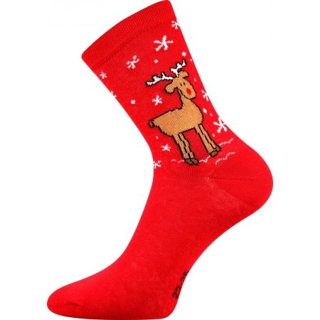 Vánoční ponožky - Boma N03065 S-PATTE - 3