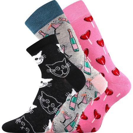 Dámské ponožky - Boma N03067 S-PATTE - 1