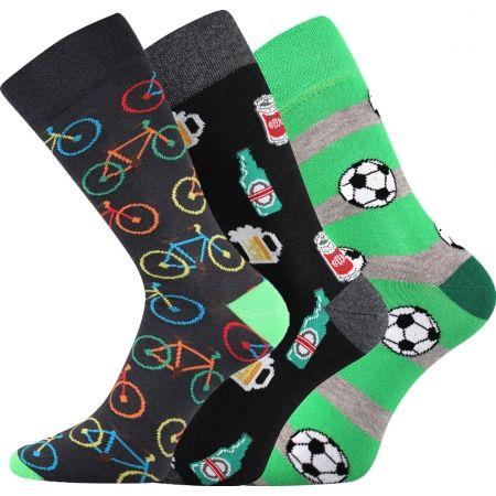 Pánské ponožky - Boma N03066 S-PATTE - 1