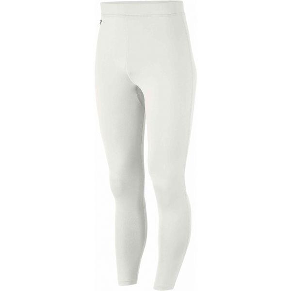 Puma LIGA BASELAYER LONG TIGHT biały XL - Legginsy funkcjonalne męskie