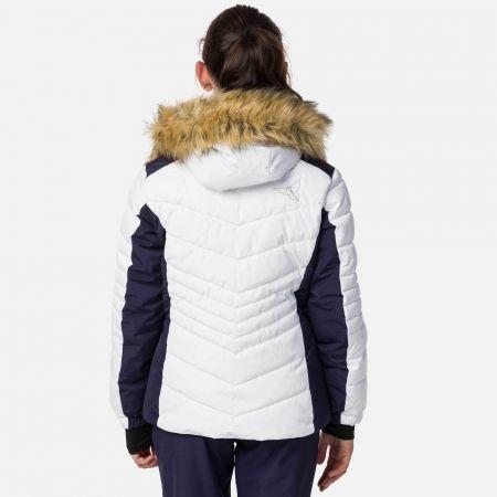 Dievčenská lyžiarska bunda - Rossignol GIRL BB POLYDOWN PEARLY JKT - 3