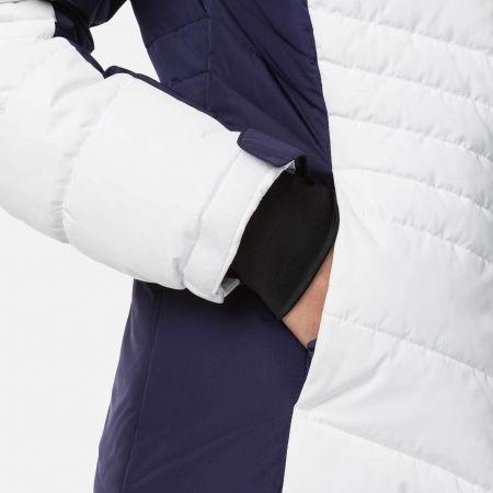 Dievčenská lyžiarska bunda - Rossignol GIRL BB POLYDOWN PEARLY JKT - 6