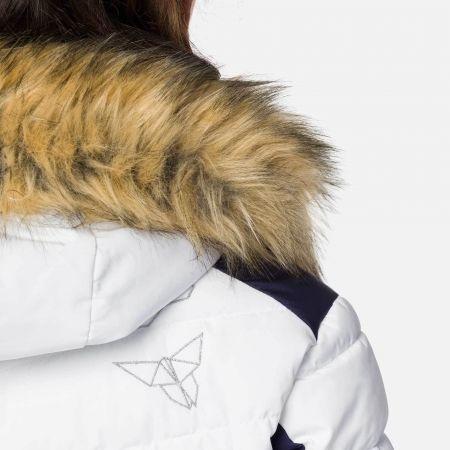 Dievčenská lyžiarska bunda - Rossignol GIRL BB POLYDOWN PEARLY JKT - 7