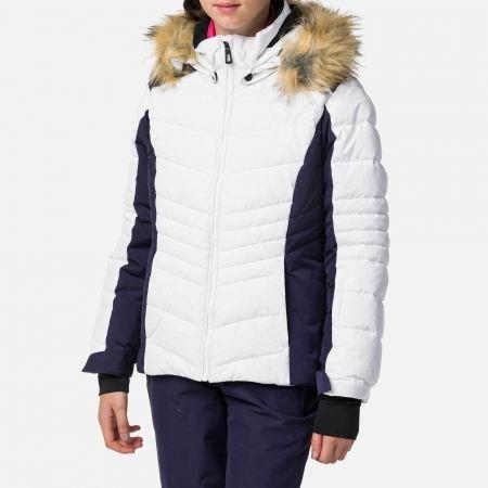 Dievčenská lyžiarska bunda - Rossignol GIRL BB POLYDOWN PEARLY JKT - 2