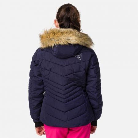 Mädchen Skijacke - Rossignol GIRL BB POLYDOWN PEARLY JKT - 3