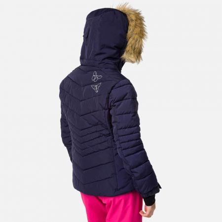 Mädchen Skijacke - Rossignol GIRL BB POLYDOWN PEARLY JKT - 4