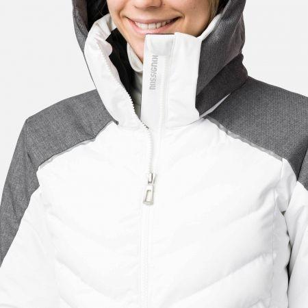 Dámská lyžařská bunda - Rossignol W COURBE HEATHER JKT - 6