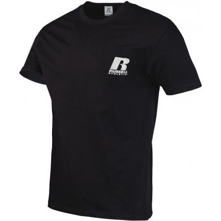Pánske tričko - Russell Athletic S/S CREWNECK TEE SHIRT R SMU - 2