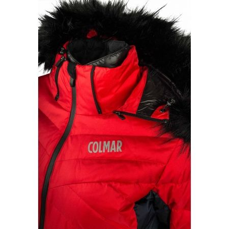 Dámska lyžiarska bunda - Colmar L.DOWN JACKET - 6