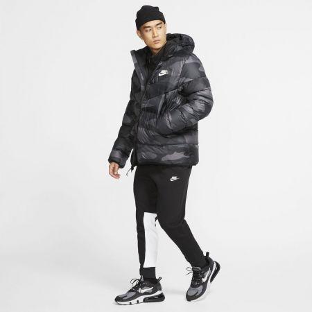 Pánská bunda - Nike NSW DWN FILL WR JKT HD AOP M - 8