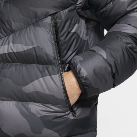 Pánská bunda - Nike NSW DWN FILL WR JKT HD AOP M - 7