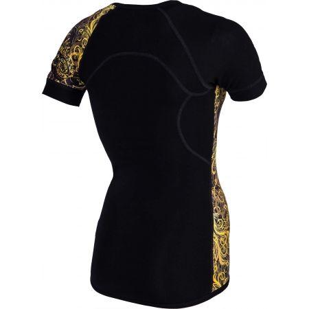 Dámske funkčné tričko - Suspect Animal GOLD ELEGANT - 3