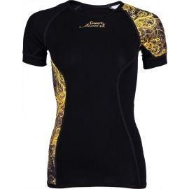 Suspect Animal GOLD ELEGANT - Koszulka termoaktywna damska
