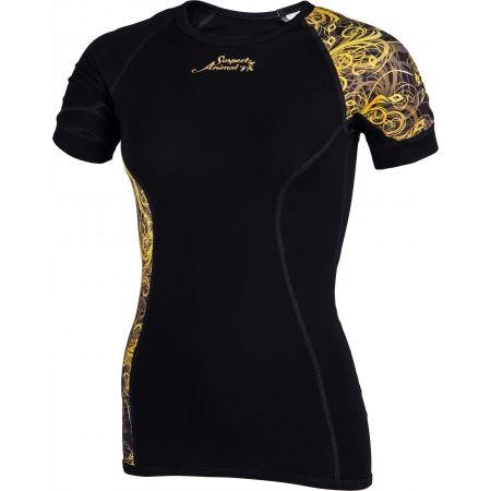 Dámske funkčné tričko - Suspect Animal GOLD ELEGANT - 2