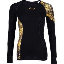 Suspect Animal GOLD ELEGANT - Дамска блуза