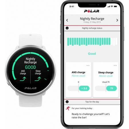 Спортен часовник с GPS и пулсометър - POLAR IGNITE - 4