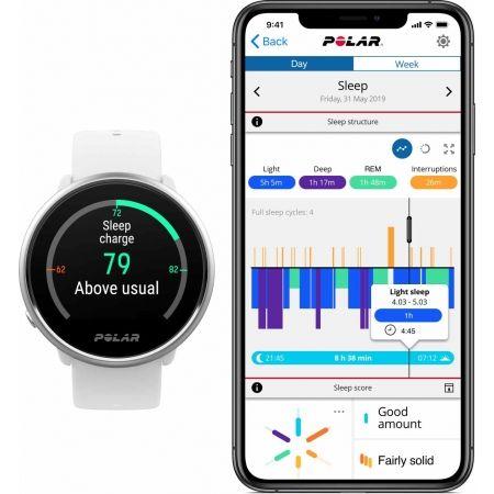 Спортен часовник с GPS и пулсометър - POLAR IGNITE - 5