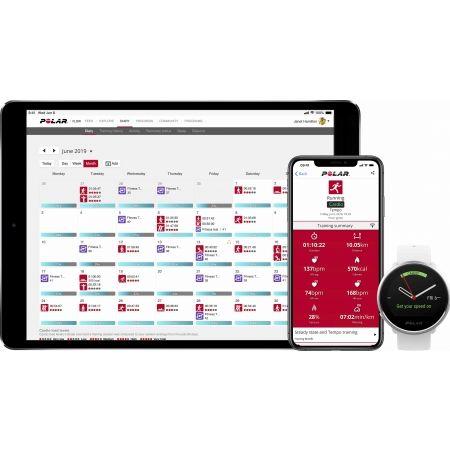 Спортен часовник с GPS и пулсометър - POLAR IGNITE - 6