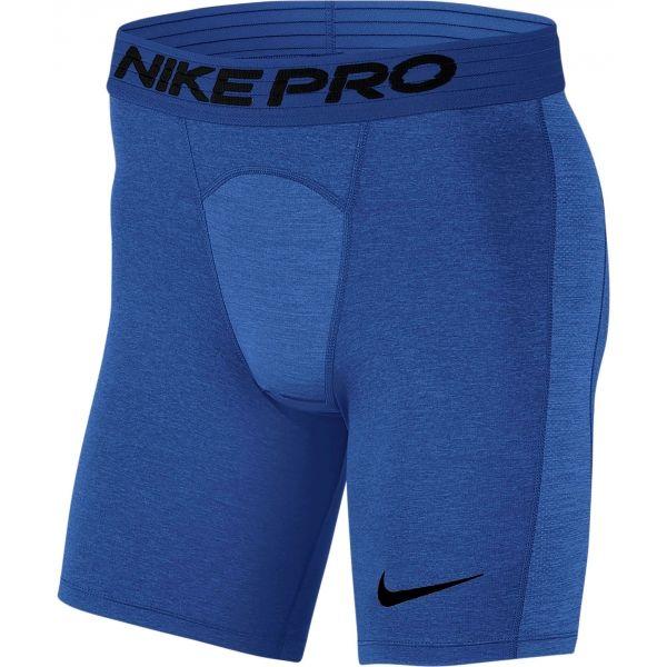 Nike NP SHORT M modrá 2XL - Pánské šortky