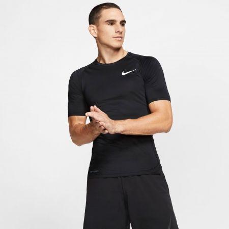 Pánské tričko - Nike NP TOP SS TIGHT M - 3