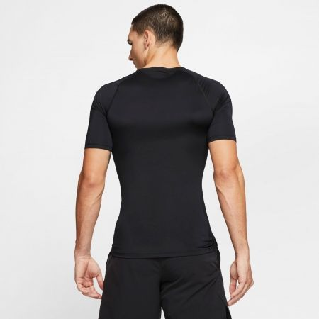 Pánské tričko - Nike NP TOP SS TIGHT M - 4