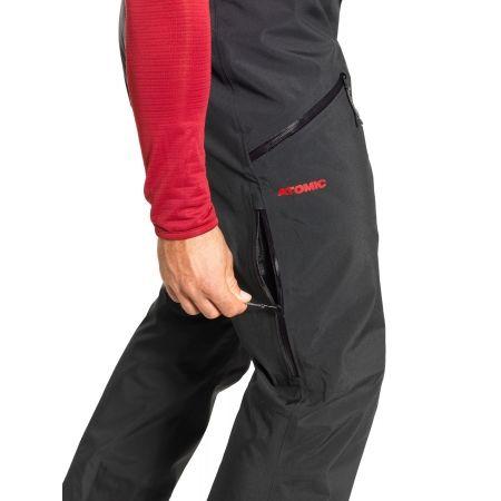 Pánske lyžiarske nohavice - Atomic REDSTER GTX - 4