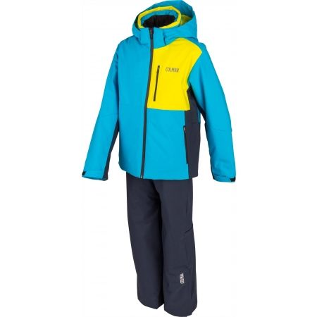 Juniorský lyžiarsky set - Colmar JR.BOY 2-PC-SUIT - 2