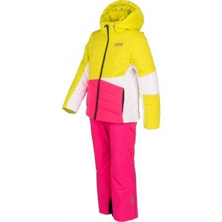 Dívčí lyžařský set - Colmar CH.GIRL 2-PC-SUIT - 2