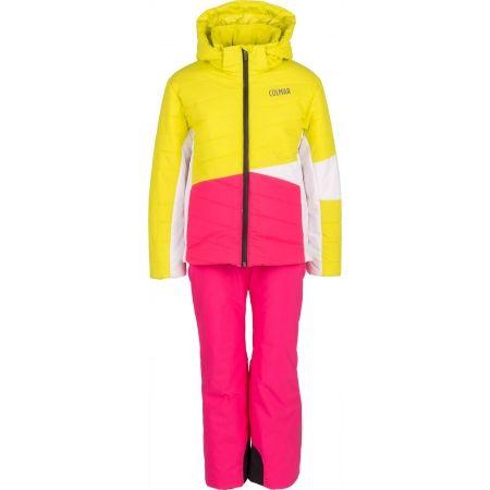 Dívčí lyžařský set - Colmar CH.GIRL 2-PC-SUIT - 1