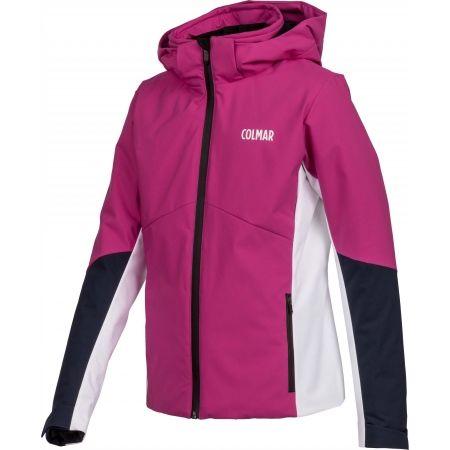 Dievčenská lyžiarska bunda - Colmar JR.GIRL SKI JKT - 2