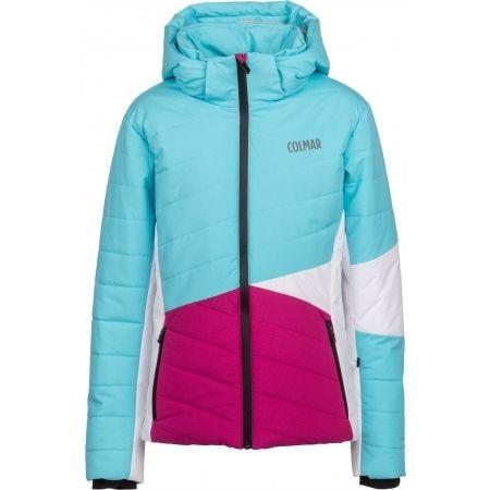 Dievčenská lyžiarska bunda - Colmar JR.GIRL SKI JKT - 1