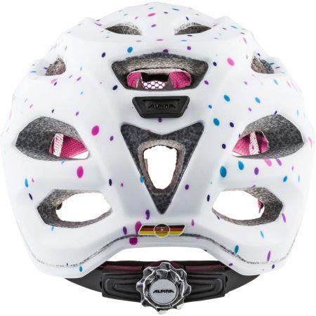 Kask rowerowy juniorski - Alpina Sports CARAPAX JR. - 4